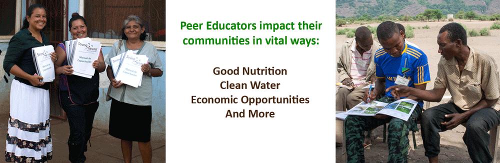 Strong Harvest Peer Education