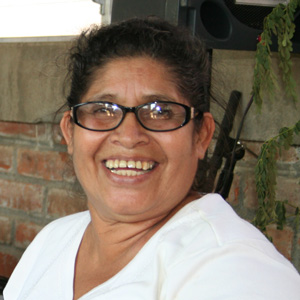 Dolores - Strong Harvest Peer Educator in Nicaragua