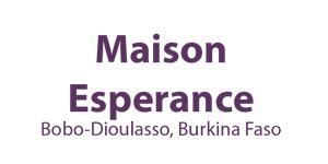 Maison Esperance - Bobo, Burkina Faso
