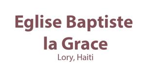 Eglise Baptiste la Grace - Lory, Haiti