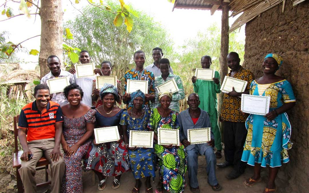 Strong Harvest International's Incredible Impact in 2016