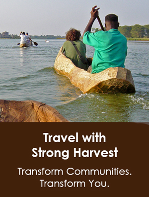 Travel with Strong Harvest