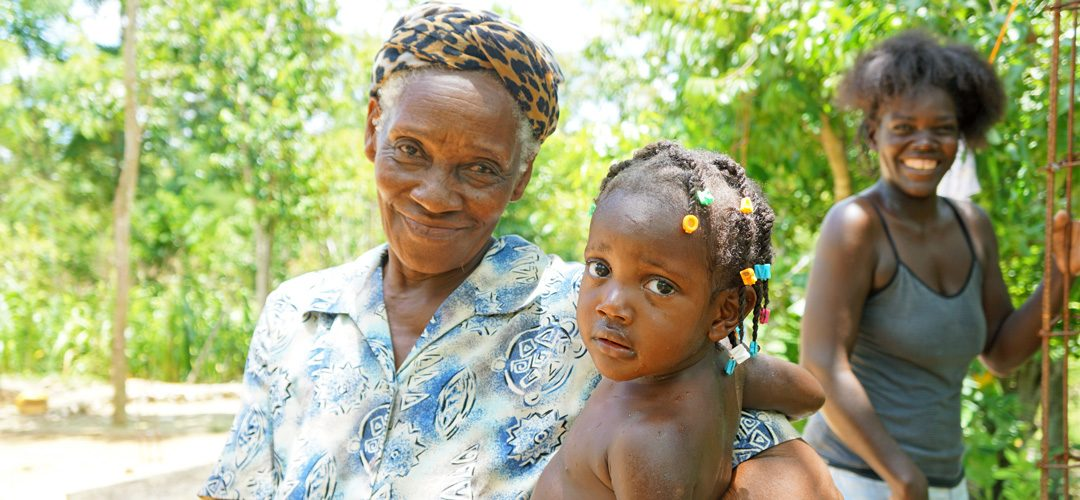 Lovanise: Mother, Grandmother, Moringa Champion in Haiti