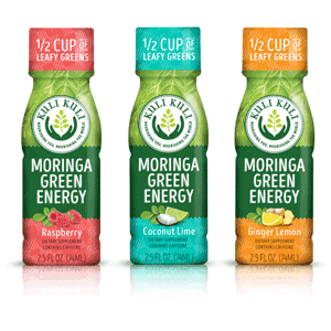 Kuli Kuli Moringa Green Energy Shots
